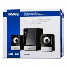 Акустическая система 2.1 SVEN MS-90 black (SV-012861)