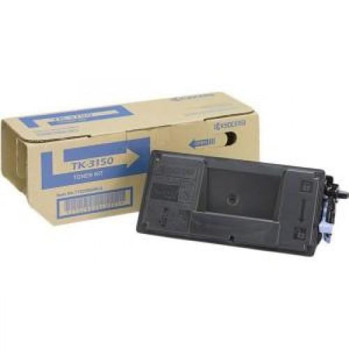 Тонер-картридж TK-3150 Kyocera ECOSYS M3040IDN/M3540IDN 14 500 стр.
