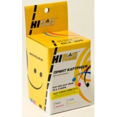 Тонер-картридж Samsung CLP-300/300N/CLX-2160/2160N/3160N/3160FN Yellow (CLP-Y300A) (Hi-Black)1000 к
