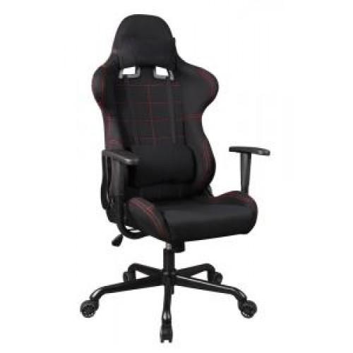 Кресло c подлокотниками (771/Black+bl)