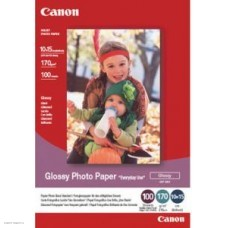 Бумага Canon GP-501 10x15см, 170 г/м2, 100 листов (0775B003)