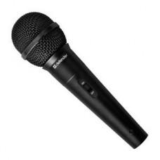 Микрофон Defender MIC-130, динамический, Black