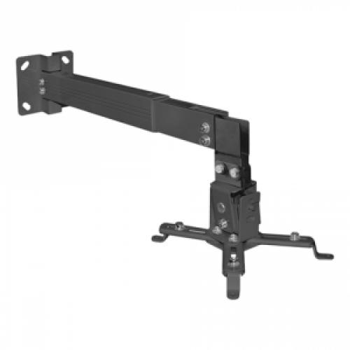 Крепление для проектора Arm media PROJECTOR-3,настенно-потолочный, max 20 кг, 120-650 mm black