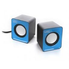 Акустическая система 2.0 CBR CMS 303 blue