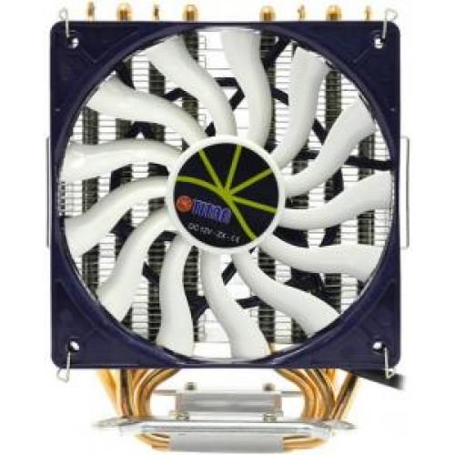 Вентилятор S 1150/1155/1156/2011/AMD Titan Dragonfly4 4pin 5-29dB Al+Cu 160W RTL