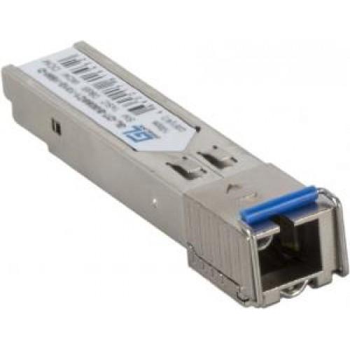 Модуль GIGALINK SFP, WDM, 1Гбит/c, одно волокно SM, SC, Tx:1550/Rx:1310 нм, DDM, 8 дБ (GL-OT-SG08SC1-1550-1310-D)