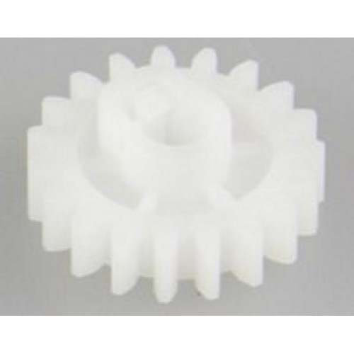 Шестерня 19T привода термоблока HP LJ 1160/1320/3390/ 2400/2420/2430 /P2015 (RU5-0379)