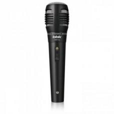 Микрофон для караоке BBK CM114 черный