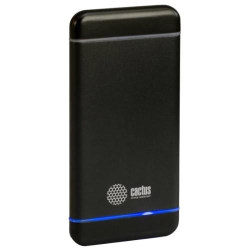 Портативный аккумулятор Cactus CS-PBMS028-5000SG 5000mAh, Grey