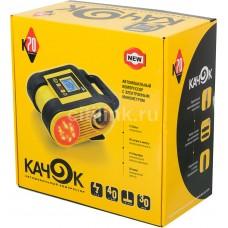 Компрессор автомобильный Качок K70 (10-13.5В/13А/12атм/40л/мин)