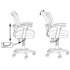 Кресло (CH-W797/SD/TW-18)