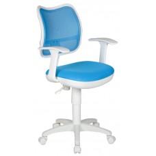 Кресло Бюрократ CH-W797/LB/TW-55 спинка св.голубой TW-31 сиденье св.голубой TW-55