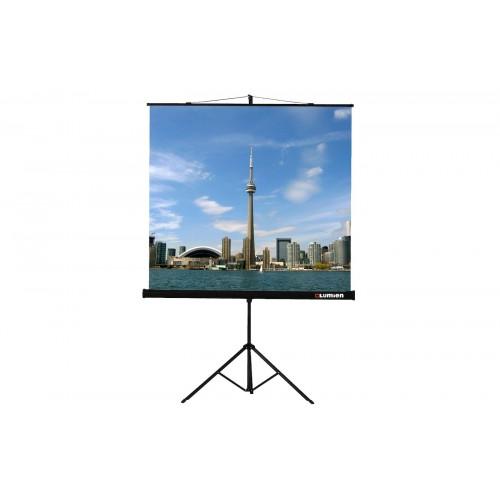 Экран Lumien на штативе Eco View 150x150см Matte White (LEV-100101)