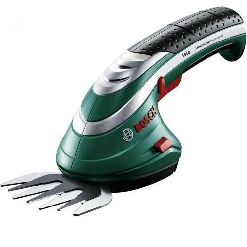 Ножницы Bosch ISIO III (3.6 В/длина ножа - 12 см(кустарник)/ширина ножа - 8 см(трава))