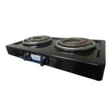 Плитка электрическая Мечта (Злата) 214т черная