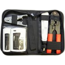 Набор инструментов 5bites TK030 для обжима 8P8C/RJ45