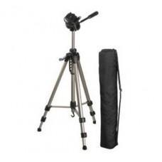 Штатив Hama Star63 66/166см, бронзовый, алюминиевый сплав, 1.74 кг, чехол, до 4 кг (4163)