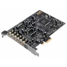 Звуковая карта Creative Sound Blaster Audigy Rx 7.1, PCI-E, RTL (SB1550)