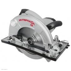 Пила дисковая Интерскол ДП-210/1900М