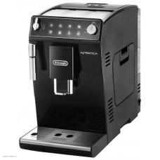 Кофеварка DELONGHI Autentica ETAM29.510.SB,  черный