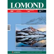 Бумага Lomond для струйной печати А4, 200 г/м2, 25 листов, глянцевая (0102046)
