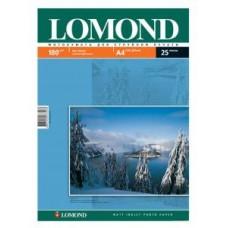 Бумага Lomond для струйной печати А4, 180 г/м2, 25 листов, матовая (0102037)