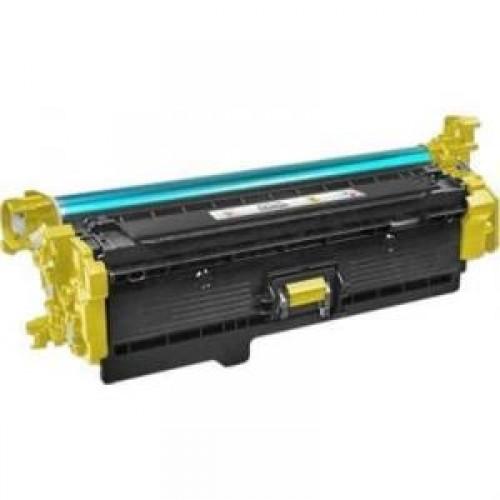 Картридж CF362A (№508A) HP Color LJ Pro M552/M553 Yellow (5000стр)