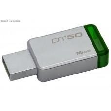 Накопитель USB 3.0 Flash Drive 16Gb Kingston DataTraveler 50