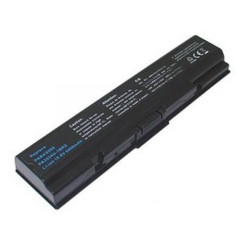 Аккумуляторная батарея TopON для Toshiba Satellite A200/A210/A300/A500/L200/L300/L500/L550/M200 11.1V 4400mAh