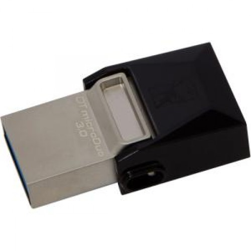 Накопитель USB 3.0 Flash Drive 64Gb Kingston DataTraveler microDuo 3.0 (DTDUO3/64GB)