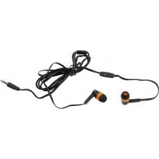Гарнитура Defender Pulse 420  черный + оранжевый