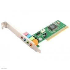 Звуковая карта C-Media CMI8738 4-channel PCI, Bulk