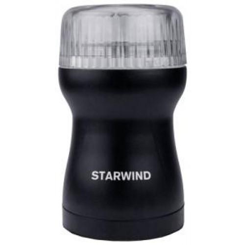 Кофемолка Starwind SGP4421 черный