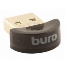 Адаптер USB-Bluetooth Buro BU-BT40A 4.0+EDR class 1.5 20м черный