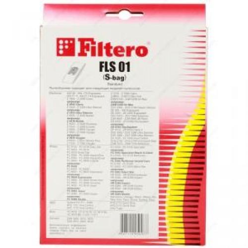 Пылесборник Filtero FLS 01 Standard бумажные
