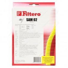 Пылесборник Filtero SAM 02 Standard бумажные