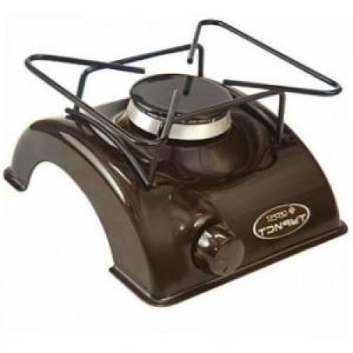 Плитка газовая GEFEST ПГТ 1-802 (1 горелка) коричневый, ТУРИСТ