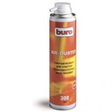 Сжатый воздух для чистки компьютеров BURO BU-air 300мл