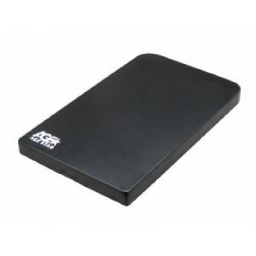 "Контейнер внешний AgeStar 3UB2O1 USB3.0 to 2.5""hdd SATA black"