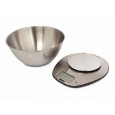Весы кухонные Leran EK4350 серебро