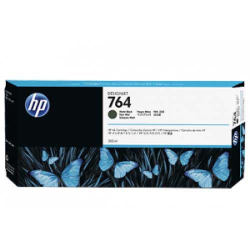 Картридж C1Q16A (№764) HP Designjet T3500 Matte Black 300мл