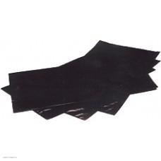 Пакеты для упаковки картриджей 35*60см/60 мкр (уп-ка 50 шт),черные светонепрониц
