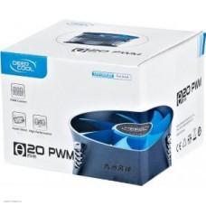 Вентилятор S1150/1155/1156 DeepCool THETA 20 PWM (Al/18-33dB/900-2400rpm/95W/376g)