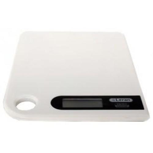 Весы кухонные Leran EK9610K-21 белый