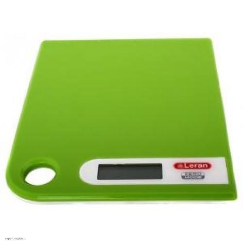 Весы кухонные Leran EK9610K-39 зелёный