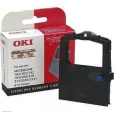 Картридж  OKI MicroLine 182/320/192/193/321/390/3310/3311/332 Black (Hi-Black) 1.6m, б/шва