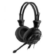 Наушники с микрофоном A4 Tech HS-28