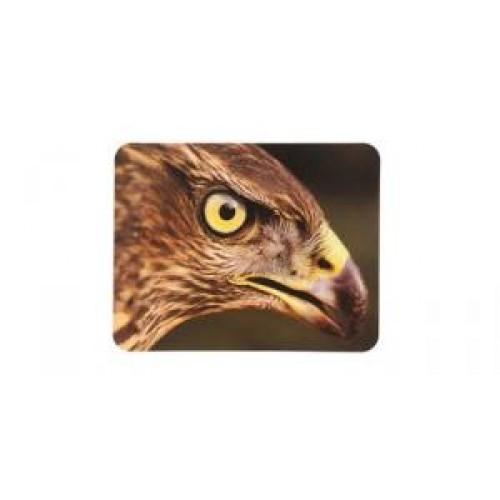 Коврик для мыши BURO BU-M40005 рисунок/орёл (230x180x2mm)