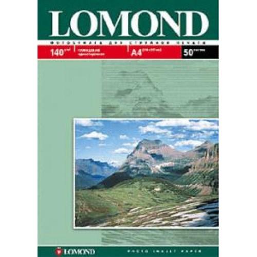 Бумага Lomond для струйной печати А3, 140 г/м2, 50 листов, глянцевая (0102066)