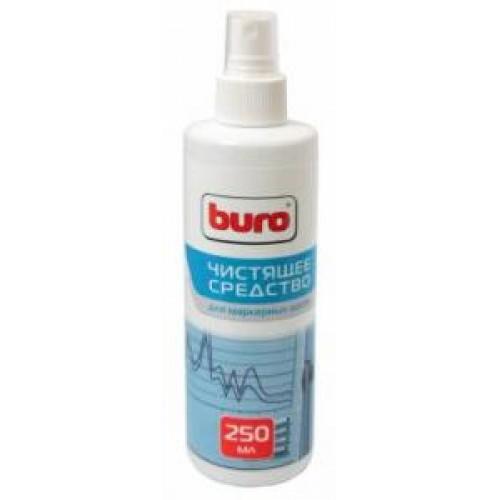 Спрей BURO BU-Smark для маркерных досок 250мл